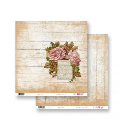 Papel Scrapbooking Elegance PFY089 Papers for You