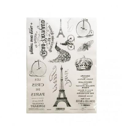 Papel Transfer A4 Paris
