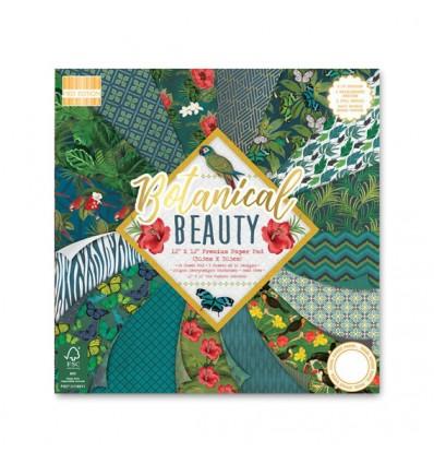 Colección de Papel Botanical beauty