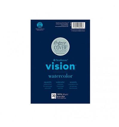 Bloc Acuarela Strathmore Vision