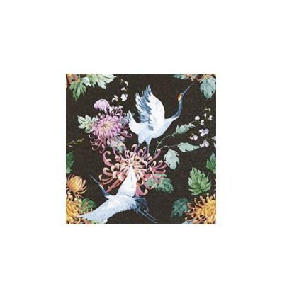 Servilleta Aves Japonesas 33x33