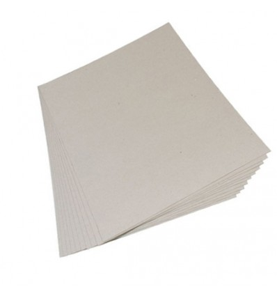 Carton piedra gris 30x30 2 mm.