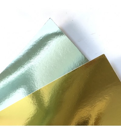 Cartulina A4 Oro metalizado 235 gr.