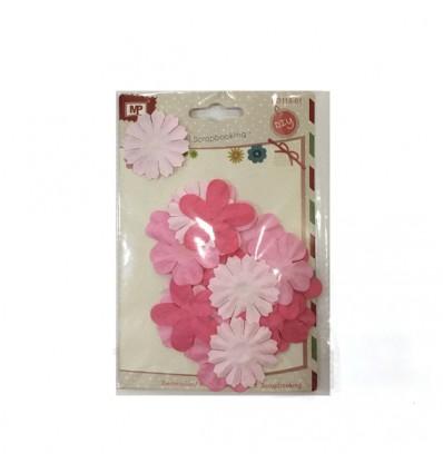 Flores de Papel Rosa MP