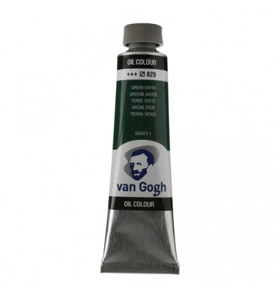 Oleo Van  Gogh 629  serie 1