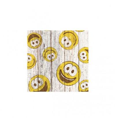 Servilleta Emoji 33x33